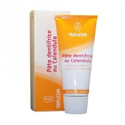 Dentifrice au Calendula-75 ml