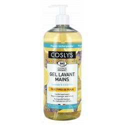 Crème lavante mains lavande-citron 1L Coslys Les copines bio