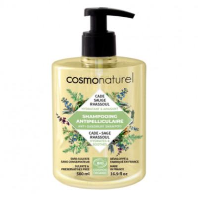 Cosmo Naturel Shampooing anti pelliculaire - 500 ml les copines bio