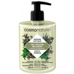 Cosmo naturel Bain douche relaxant Verveine exotique - 500 ml les copines bio