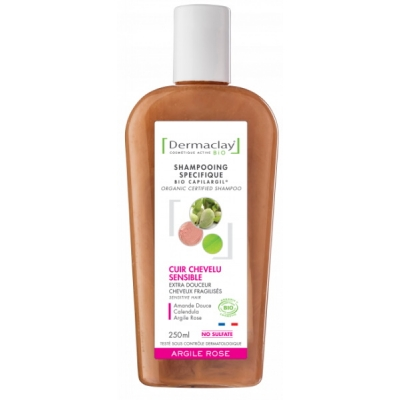 Dermo nettoyant cheveux et corps nénuphar camomille 500 ml