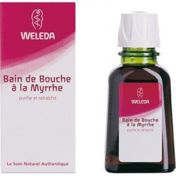 Bain de bouche à la Myrrhe-50 ml