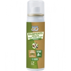 Aries Bambule Spray Barrière anti-rampants 50ml produit répulsif insecticide prêt à l'emploi Les Copines Bio