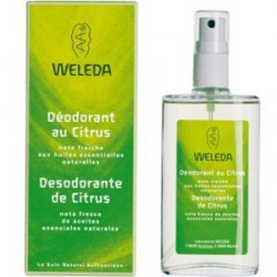 Déodorant au citrus 100 ml