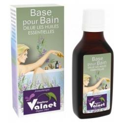 Dr Valnet Base pour bain 50ml produit de soin pour le bain Les Copines Bio