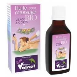 Dr Valnet Base pour massage visage et corps 50ml produit de soin pour le corps Les Copines Bio