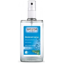 Déodorant spray à la sauge 100 ml