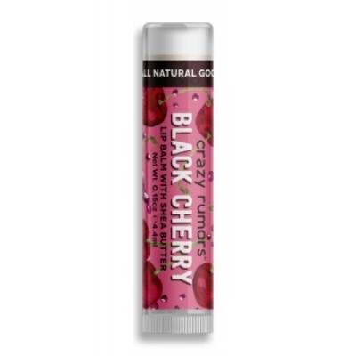 Crazy Rumors Baume à lèvres Cerise Noire 4,4gr produit de soin pour les lèvres Les Copines Bio