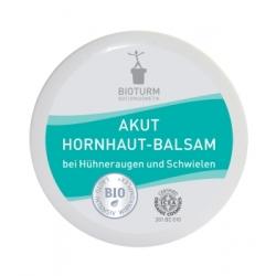 Bioturm Baume anti callosités 30ml baume de soin pour les pieds Les Copines Bio