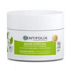Centifolia Baume corps SOS pour toute la famille au Ginkgo Biloba 200ml produit de soin corporel Les Copines Bio