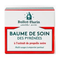 Ballot Flurin Baume de soin des Pyrénées 30ml produit de soin corps et visage Les Copines Bio