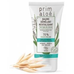 Prim Aloe Baume démêlant revitalisant 150ml produit de soin pour les cheveux Les Copines Bio