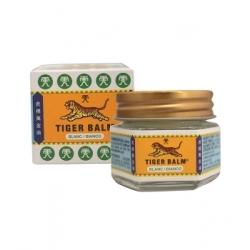 Tigerbalm Baume du Tigre blanc  19gr produit de soin et de massage pour les douleurs et les refroidissements Les Copines Bio