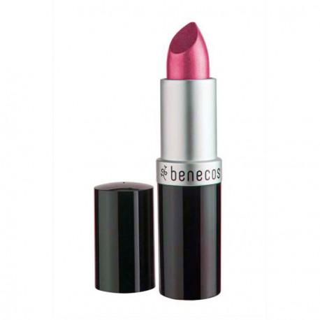 Rouge à lèvres Hot Pink Benecos maquillage bio Les copines bio