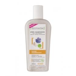 Dermaclay  Baume nourrissant Bio Après shampoing 250ml produit de Soins capillaires Les Copines Bio