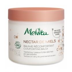 Melvita Baume Réconfortant Nectar de Miels 175ml produit de soin visage et corps Les Copines Bio