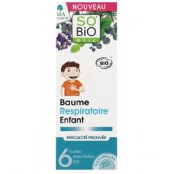 So'Bio étic Baume respiratoire Enfant 50ml produit de soin pour le corps Les Copines Bio