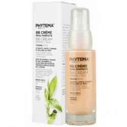 Phytema BB crème peau parfaite Beige Sable 01 30ml produit de maquillage minéral pour le Teint Les Copines Bio