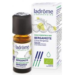 Ladrome Bergamote Bio huile essentielle 10ml produit d'aromathérapie bio Les Copines Bio