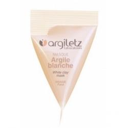 Argiletz Berlingot masque argile blanche 15ml produit de soin pour le visage Les Copines Bio