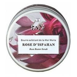 Tade Beurre exfoliant Rose d'Ispahan 250gr produit de soin pour le corps Les Copines Bio