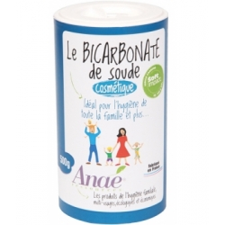 Anae Bicarbonate de soude cosmétique 500gr produit de Soin cosmétique Les Copines Bio