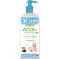 Tidoo Bioliniment Oléo Calcaire Tidoo Care 450ml produit de nettoyage pour le corps de bébé Les Copines Bio