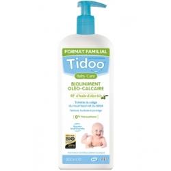 Tidoo Bioliniment Oléo Calcaire Tidoo Care 900ml Produit d'Hygiène pour le change de bébé Les Copines Bio