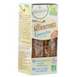 Bisson Biscuits sablés les authentiques Epeautre 175gr produit d'alimentation bio Les Copines Bio