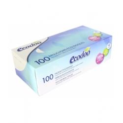 Ecodoo Boite de mouchoirs écologiques 100 unité produit accessoire de soin Les Copines Bio