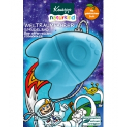 Kneipp Bombe de Bain Cosmonaute Fusée 95gr produit d'hygiène pour le bain Les Copines Bio