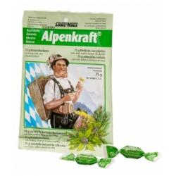 Salus Bonbons Alpenkraft sachet 75gr produit de confiserie alimentaire Les Copines Bio