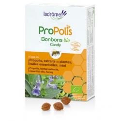 Ladrome Bonbons Propolis et Echinacea  50g produit de confiserie alimentaire Les Copines Bio