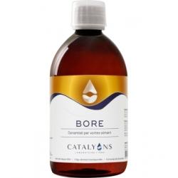 Catalyons BORE oligo éléments 500ml complément alimentaire Les Copines Bio