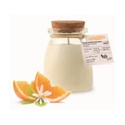 Nao Bougie Parfumée Naturelle Fleur d'Oranger 120gr bougie parfumée d'intérieur Les Copines Bio