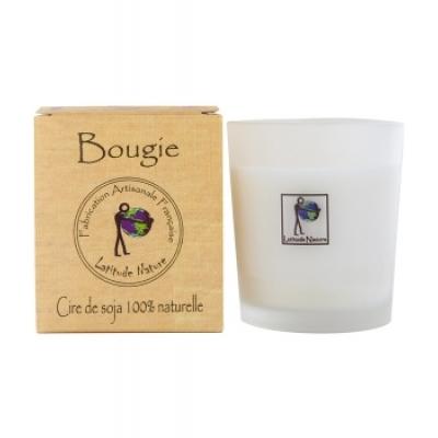 Latitude Nature Bougie votive huiles essentielles Orange Cannelle 75gr bougie parfumée d'intérieur Les Copines Bio