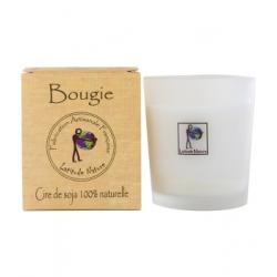 Latitude Nature Bougie votive Violet et Rose 75gr bougie parfumée d'intérieur Les Copines Bio