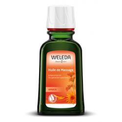 Weleda Huile de massage à l'Arnica 50 ml récupération à l'effort les copines bio