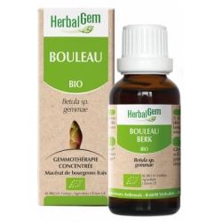 Herbalgem Bouleau bio Flacon compte gouttes 50ml complément alimentaire Les Copines Bio