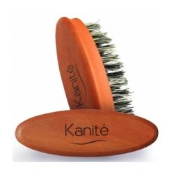 Kanite Brosse à barbe x1 accessoire de Soin pour la barbe Les Copines Bio