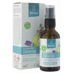 Weleda Brumessence détente bio 50ml produit d'aromathérapie pour diffusion Les Copines Bio
