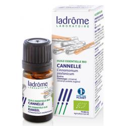 Ladrome Cannelle de Ceylan Bio huile essentielle 5ml complément alimentaire Les Copines Bio