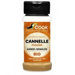 Cook Cannelle moulue Bio 35gr Condiment bio Les Copines Bio