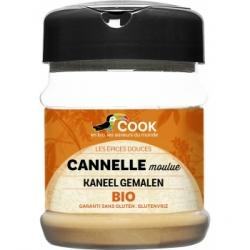 Cook Cannelle moulue Bio 80gr Condiment bio Les Copines Bio