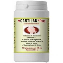 Han-Biotech Cartilan PLUS  180 gélules complément alimentaire Les Copines Bio