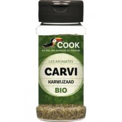 Cook Carvi graines 45gr Produit alimentaire et Condiment bio Les Copines Bio