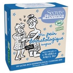 Mon pain dermatologique surgras 90g - Secrets de Provence