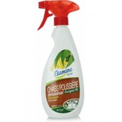 Etamine du Lys Chass'poussière pulvérisateur   500ml produit d'hygiène pour la maison Les Copines Bio