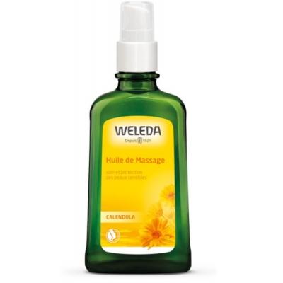 Huile de massage au Calendula-100 ml - Peaux sensibles