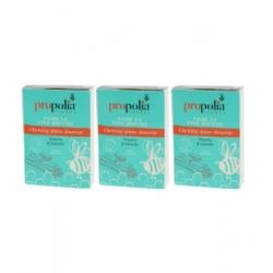 Propolia Chewing Gum Propolis et Cannelle Lot de 3 boîtes de 27 gommes Complément alimentaire Les Copines Bio